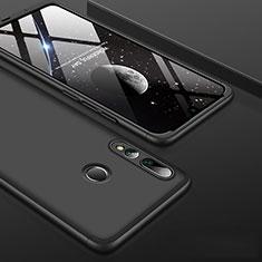 Funda Dura Plastico Rigida Carcasa Mate Frontal y Trasera 360 Grados para Huawei Honor 20 Lite Negro