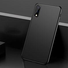 Funda Dura Plastico Rigida Carcasa Mate M01 para Huawei Enjoy 10 Negro