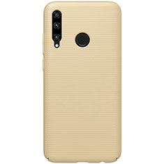 Funda Dura Plastico Rigida Carcasa Mate M01 para Huawei Honor 20 Lite Oro