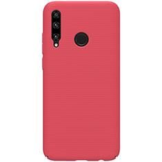 Funda Dura Plastico Rigida Carcasa Mate M01 para Huawei Honor 20 Lite Rojo