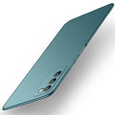 Funda Dura Plastico Rigida Carcasa Mate M01 para Huawei Honor 30 Lite 5G Verde