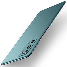 Funda Dura Plastico Rigida Carcasa Mate M01 para Huawei Honor 30 Pro Verde