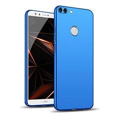 Funda Dura Plastico Rigida Carcasa Mate M01 para Huawei Honor 9 Lite Azul