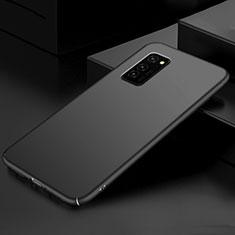 Funda Dura Plastico Rigida Carcasa Mate M01 para Huawei Honor View 30 5G Negro