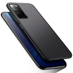 Funda Dura Plastico Rigida Carcasa Mate M01 para Huawei Honor X10 5G Negro