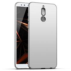 Funda Dura Plastico Rigida Carcasa Mate M01 para Huawei Mate 10 Lite Plata