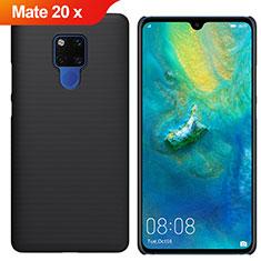 Funda Dura Plastico Rigida Carcasa Mate M01 para Huawei Mate 20 X Negro