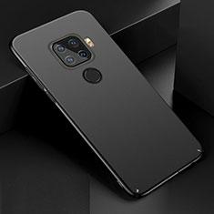 Funda Dura Plastico Rigida Carcasa Mate M01 para Huawei Mate 30 Lite Negro