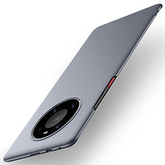 Funda Dura Plastico Rigida Carcasa Mate M01 para Huawei Mate 40 Pro Gris