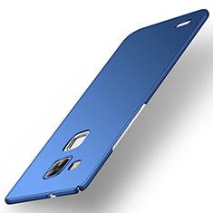 Funda Dura Plastico Rigida Carcasa Mate M01 para Huawei Mate 7 Azul
