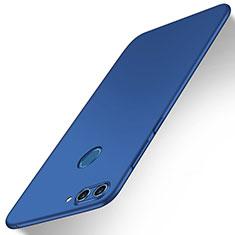 Funda Dura Plastico Rigida Carcasa Mate M01 para Huawei Nova 2 Azul