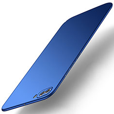 Funda Dura Plastico Rigida Carcasa Mate M01 para Huawei Nova 2S Azul
