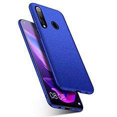 Funda Dura Plastico Rigida Carcasa Mate M01 para Huawei Nova 4e Azul