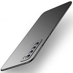 Funda Dura Plastico Rigida Carcasa Mate M01 para Huawei Nova 7 5G Negro