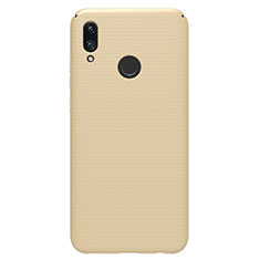 Funda Dura Plastico Rigida Carcasa Mate M01 para Huawei Nova Lite 3 Oro