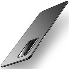 Funda Dura Plastico Rigida Carcasa Mate M01 para Huawei P40 Pro Negro
