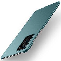Funda Dura Plastico Rigida Carcasa Mate M01 para Huawei P40 Verde