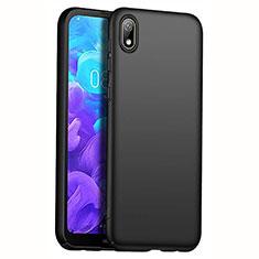 Funda Dura Plastico Rigida Carcasa Mate M01 para Huawei Y5 (2019) Negro