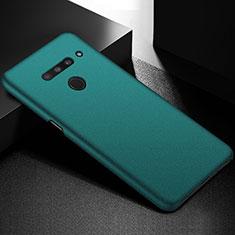 Funda Dura Plastico Rigida Carcasa Mate M01 para LG V50 ThinQ 5G Verde