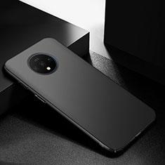 Funda Dura Plastico Rigida Carcasa Mate M01 para OnePlus 7T Negro