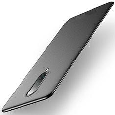 Funda Dura Plastico Rigida Carcasa Mate M01 para OnePlus 8 Negro
