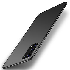 Funda Dura Plastico Rigida Carcasa Mate M01 para Realme Q2 Pro 5G Negro