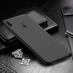 Funda Dura Plastico Rigida Carcasa Mate M01 para Samsung Galaxy A30 Negro