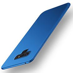 Funda Dura Plastico Rigida Carcasa Mate M01 para Samsung Galaxy Note 9 Azul
