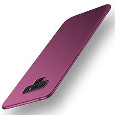Funda Dura Plastico Rigida Carcasa Mate M01 para Samsung Galaxy Note 9 Morado