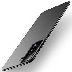 Funda Dura Plastico Rigida Carcasa Mate M01 para Samsung Galaxy S21 Plus 5G Negro