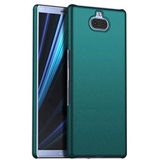 Funda Dura Plastico Rigida Carcasa Mate M01 para Sony Xperia 10 Plus Verde