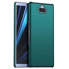 Funda Dura Plastico Rigida Carcasa Mate M01 para Sony Xperia 10 Verde
