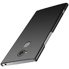 Funda Dura Plastico Rigida Carcasa Mate M01 para Sony Xperia XA2 Negro