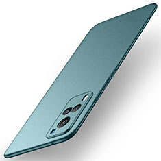 Funda Dura Plastico Rigida Carcasa Mate M01 para Vivo X60 5G Verde
