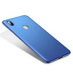 Funda Dura Plastico Rigida Carcasa Mate M01 para Xiaomi Mi 8 Azul