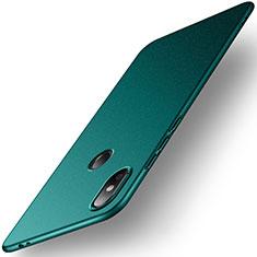 Funda Dura Plastico Rigida Carcasa Mate M01 para Xiaomi Mi 8 SE Verde