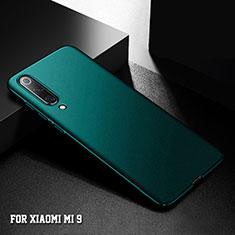 Funda Dura Plastico Rigida Carcasa Mate M01 para Xiaomi Mi 9 Verde