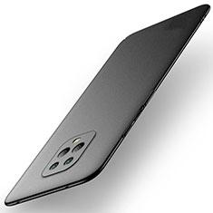 Funda Dura Plastico Rigida Carcasa Mate M01 para Xiaomi Redmi 10X Pro 5G Negro