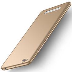 Funda Dura Plastico Rigida Carcasa Mate M01 para Xiaomi Redmi 5A Oro