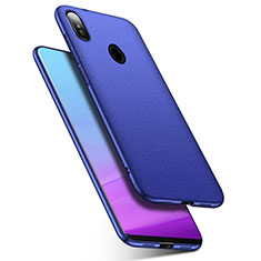 Funda Dura Plastico Rigida Carcasa Mate M01 para Xiaomi Redmi 6 Pro Azul