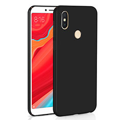 Funda Dura Plastico Rigida Carcasa Mate M01 para Xiaomi Redmi S2 Negro
