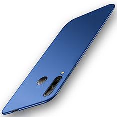 Funda Dura Plastico Rigida Carcasa Mate M02 para Huawei Enjoy 10 Plus Azul