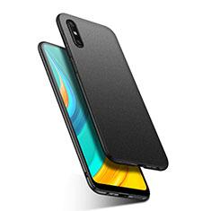 Funda Dura Plastico Rigida Carcasa Mate M02 para Huawei Enjoy 10e Negro