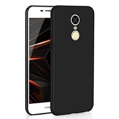 Funda Dura Plastico Rigida Carcasa Mate M02 para Huawei Enjoy 6 Negro