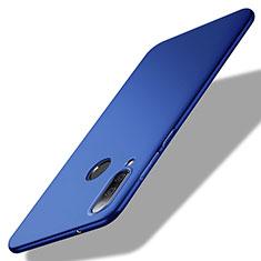 Funda Dura Plastico Rigida Carcasa Mate M02 para Huawei Honor 20 Lite Azul