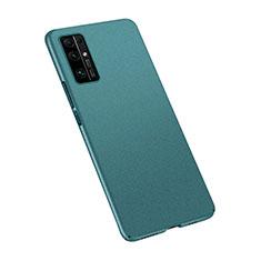 Funda Dura Plastico Rigida Carcasa Mate M02 para Huawei Honor 30 Verde