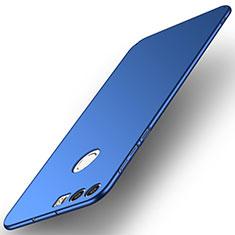 Funda Dura Plastico Rigida Carcasa Mate M02 para Huawei Honor 8 Azul