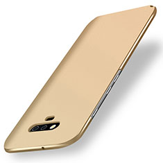 Funda Dura Plastico Rigida Carcasa Mate M02 para Huawei Honor Magic Oro