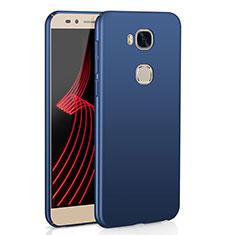 Funda Dura Plastico Rigida Carcasa Mate M02 para Huawei Honor Play 5X Azul