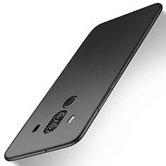Funda Dura Plastico Rigida Carcasa Mate M02 para Huawei Mate 10 Pro Negro